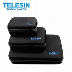 Telesin Middle Size Protective Storage by Aliexpress Buy Telesin M S Size Carry Bag Box