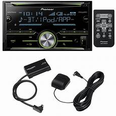 Pioneer Fh X730bs Car Stereo Cd Bluetooth Sxv300v1 Tuner