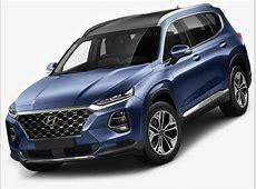 Hyundai Santa Fe 2019 3D   CGTrader