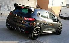 2017 Renault Clio Rs 16 Spied Photos 1 Of 8