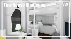 Bloxburg House Bathroom Ideas by Bloxburg Tiny House Challenge Speedbuild