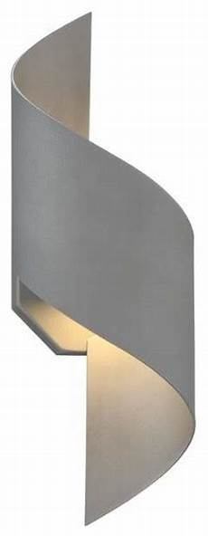 modern forms helix 1 light led indoor contemporary outdoor wall lights and sconces by buildcom