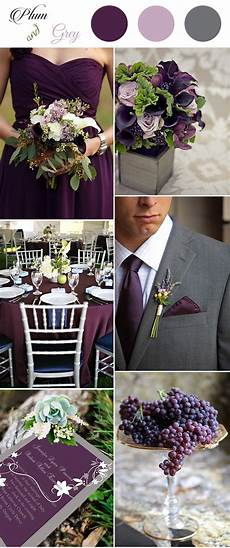 Plum Wedding Ideas get inspired by these awesome plum purple wedding color