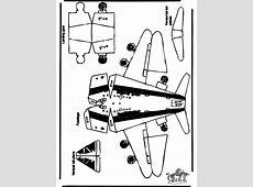 Avions à plier   découpages