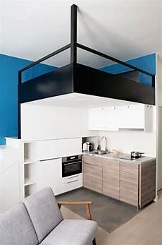 Mezzanine En Metal Mezzanine En M 233 Tal Studio En 2019 Living Room Decor