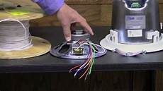 70v speaker systems part 1 youtube