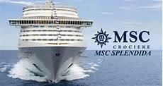 msc splendida web msc splendida crociere turismo cral dipendenti
