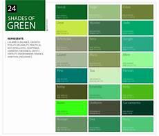 24 shades of green color palette graf1x com