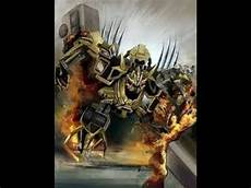 Malvorlagen Transformers Saga Transformers Saga 2007 2009 2011 Bonecrusher Screen