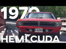 Rud Vintage Garage by Rud Vintage Garage The 1970 Hemi Cuda Is An American