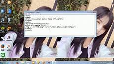Cara Memasukkan Gambar Ke Dalam Web Html Menggunakan
