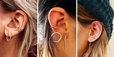 piercings d oreilles 15 id 233 es pour s inspirer