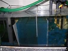wieviel wasser fließt durch ein rohr aquarium mit externem filterbecken dennis deutschmann bloggt
