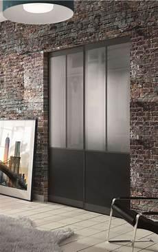 porte de placard style atelier dressing porte placard sogal mod 232 le de porte de