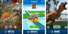 how to play jurassic world alive a new mobile walking