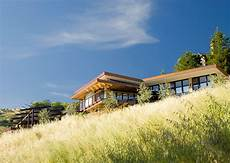 Haus In Hanglage - contemporary home in mill valley california earth