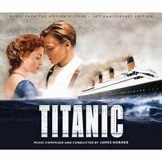 titanic 20th anniversary horner achat