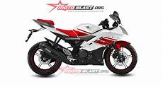Striping R Modif by Modif Striping Yamaha R15 White Motoblast