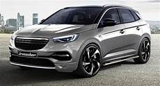 Irmscher Previews Its Modified Opel Grandland X