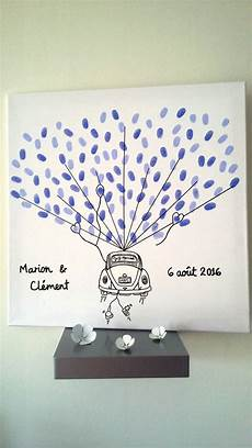 arbre à empreintes sur toile arbre 224 empreintes quot un amour de coccinelle quot sur une