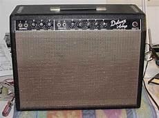 Best Fender Of All Time 1965 Fender Deluxe Non