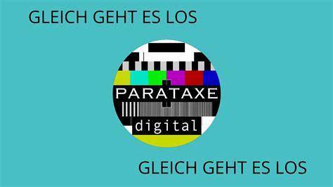 Parataxe