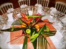 decoration mariage exotique