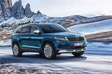 Skoda Kodiaq Scout Bestellbar - new skoda kodiaq scout to start from 163 32 330 auto express