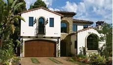 Style Home Mediterranean Exterior Los