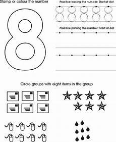 learning numbers worksheets 18743 number eight worksheet free preschool printable n 250 meros preescolar actividades para ni 241 os