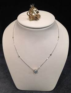 we re designed this customer s old diamond rings into this new diamond by the yard necklace with