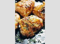 mediterranean chicken thighs with olives