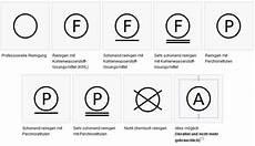 zeichen für chemische reinigung die bedeutung der waschsymbole auf der kleidung s