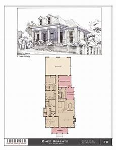 traditional neighborhood design house plans chez berentz 3 br 2 1 2 bath 2 244 sf house design