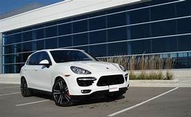 Five Point Inspection 2014 Porsche Cayenne Turbo S