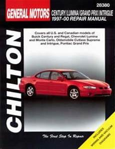 chilton car manuals free download 1999 oldsmobile intrigue on board diagnostic system gm repair manual 1998 olds intrigue freebuilders