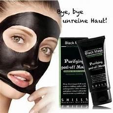 black mask gesichtsmaske im test at