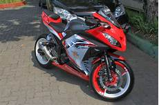 Kawasaki Modifikasi by Gambar Modifikasi Motor Kawasaki 250 Fi Terbaru