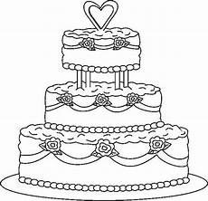 Malvorlagen Cake Cake Coloring Pages Getcoloringpages