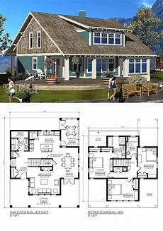 small lakefront house plans craftsman d 1677 cottage floor plans lake house plans