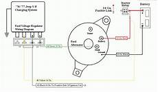 voltage regulator wiring diagram wiring diagram and