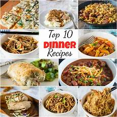 dinner recipes dinners dishes and desserts