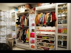 ikea pax bilder walk in closet tour 2017 ikea pax wardrobe