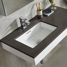 what is an undermount bathroom sink everything you need to know badeloft usa