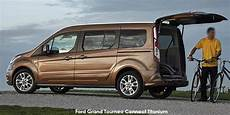 Ford Grand Tourneo Connect 1 6t Titanium Auto Specs In