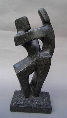 soapstone figurative abstract sculpture by artist