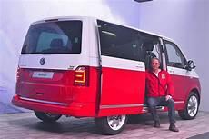 Unterschied Multivan Caravelle - neuer vw bulli t6 2015 sitzprobe bilder autobild de