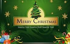 merry christmas vector art vector free download