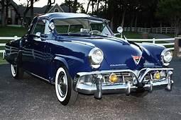 1952 Studebaker Commander Offered For Auction  Hemmings