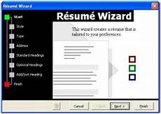 laptop lab how to make a resume step by step with microsoft word
